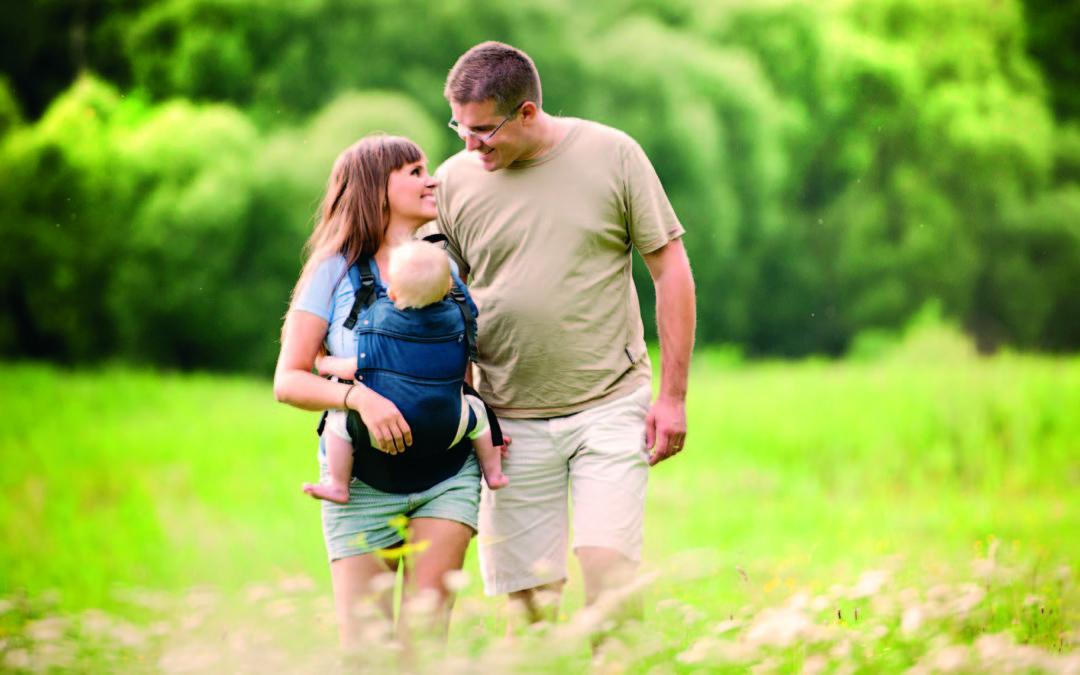 Prieraišioji tėvystė: tai, kas geriausia vaikui ir tėveliams